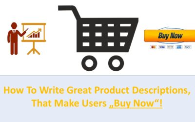 "How To Write Great Product Descriptions That Make Users ""Buy Now"""
