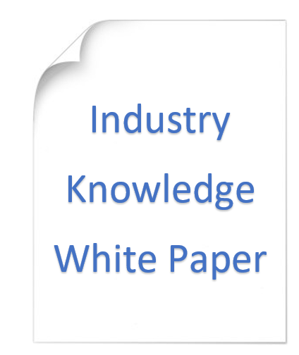 Industry Knowledge White Paper